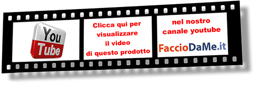 Guarda il video su YouTube